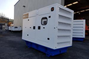 Soundproof diesel generators