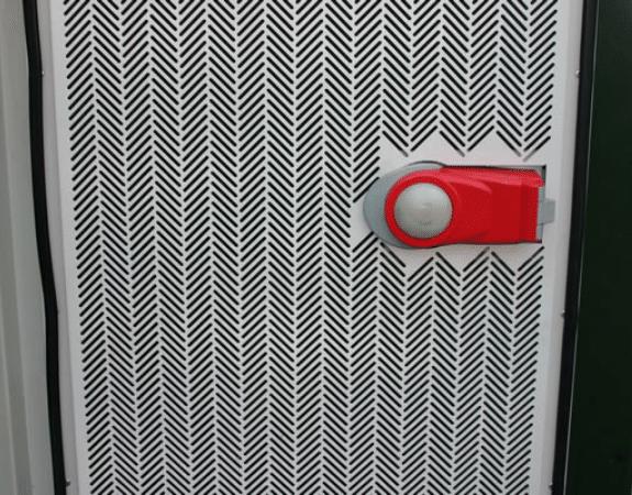 Interior Push Button Mechanism  Constant Power Solutions