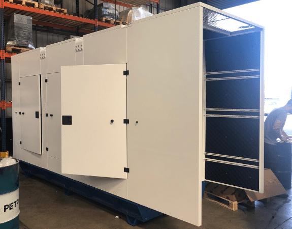 Bespoke generators