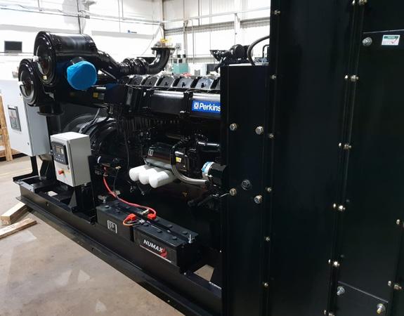 Medium & High Voltage Generators