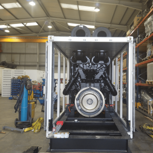How-does-a-silent-diesel-generator-work