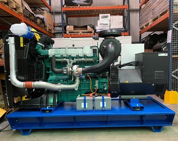 Bespoke diesel Generator Build| Constant Power Solutions