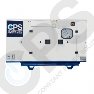 9KVA 3PH CANOPIED DIESEL GENERATOR POWERED BY PERKINS