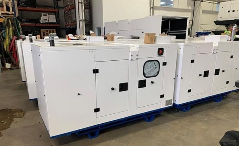 Bangladesh Islami Bank Tender generator project  Constant Power Solutions