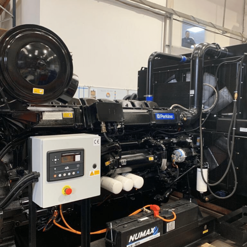 Build your own Diesel generator  Constant Power Solutions