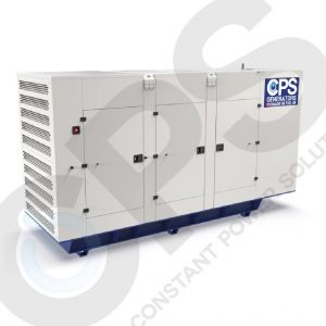500KVA 3PH EMISSIONS COMPLIANT DIESEL GENERATOR POWERED BY PERKINS