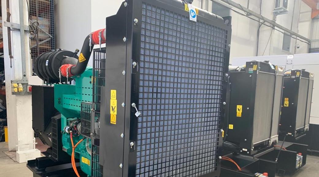 Diesel generator for a Poultry Farm