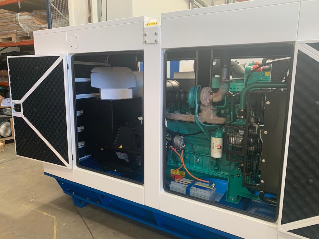 Diesel generator for a Poultry Farm| Constant Power Solutions