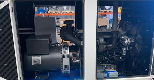 Bob Barker Boat Generator| Constant Power Solutions