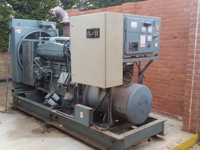 Hampshire CPS Generator  Constant Power Solutions