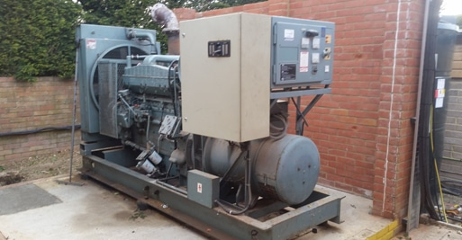 Hampshire generator| Constant Power Solutions