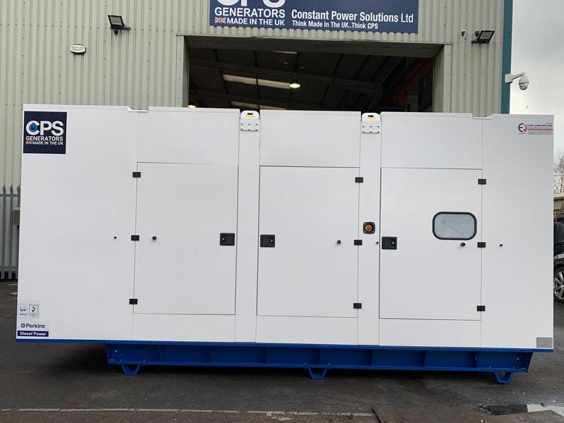Yemen Generator AP650S| Constant Power Solutions
