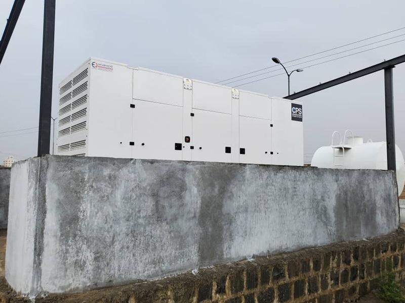 Yemen Generator In Position| Constant Power Solutions