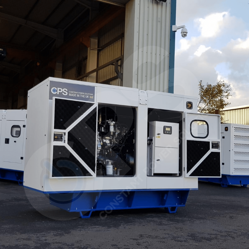 Benefits of Portability in a Diesel Generator| Constant Power Solutions