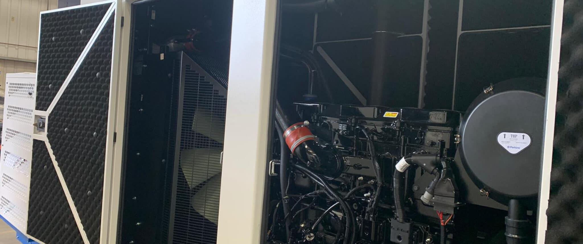 Bahamas Shopping Complex AP360S-60HZ Open Generator  Constant Power Solutions