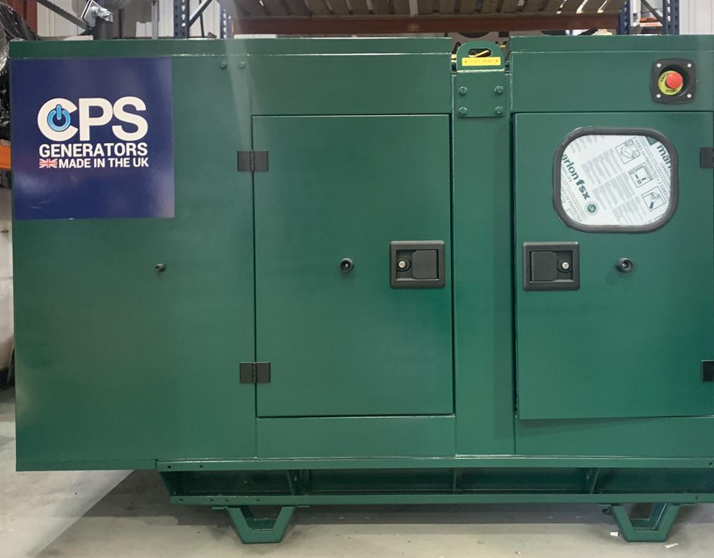Magna Carta Park Generator| Constant Power Solutions