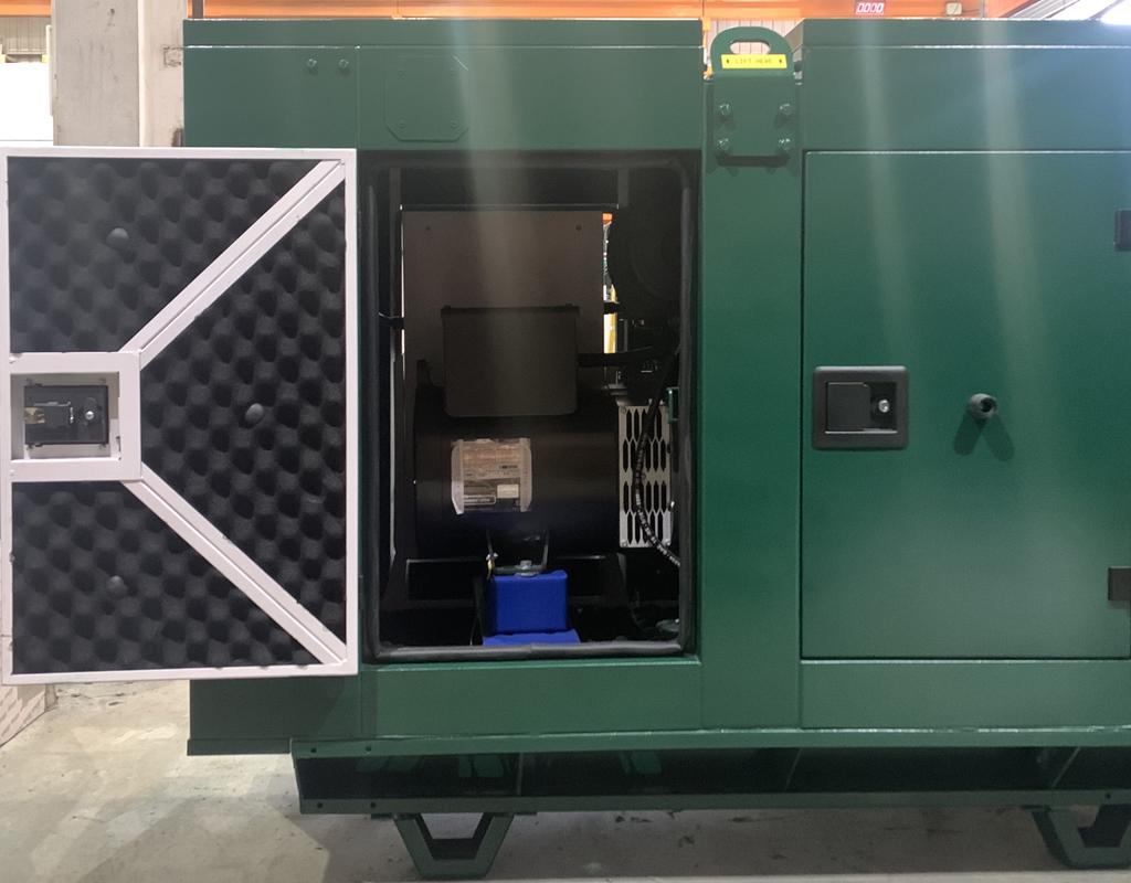 Magna Carta Park Inside Generator| Constant Power Solutions