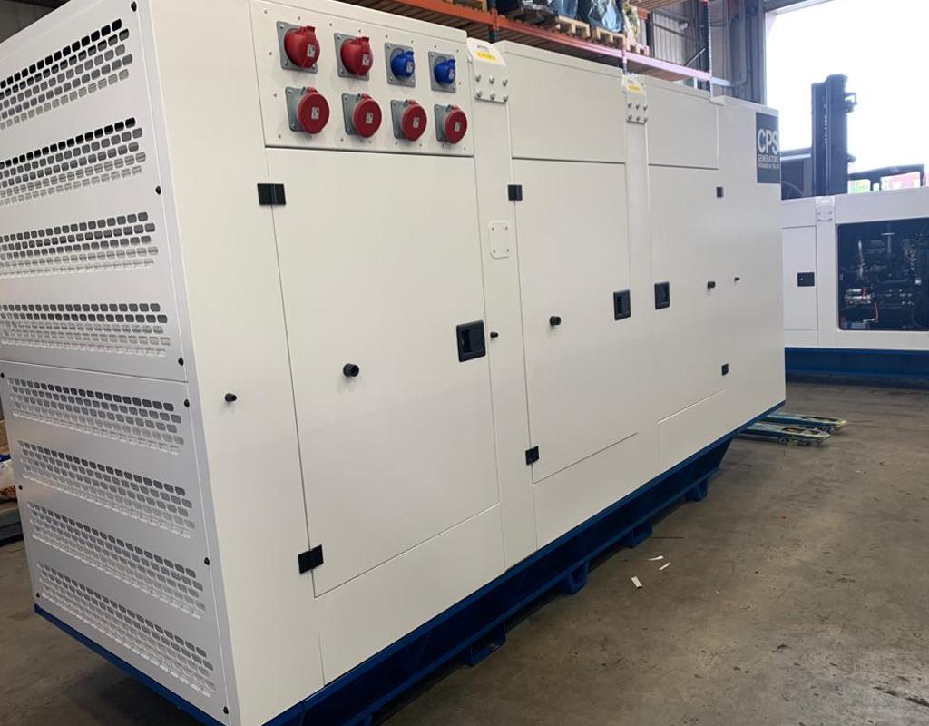 UK Factory Generator  Constant Power Solutions