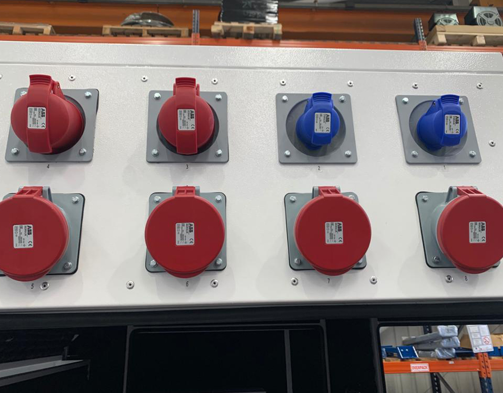 UK Factory Sockets  Constant Power Solutions