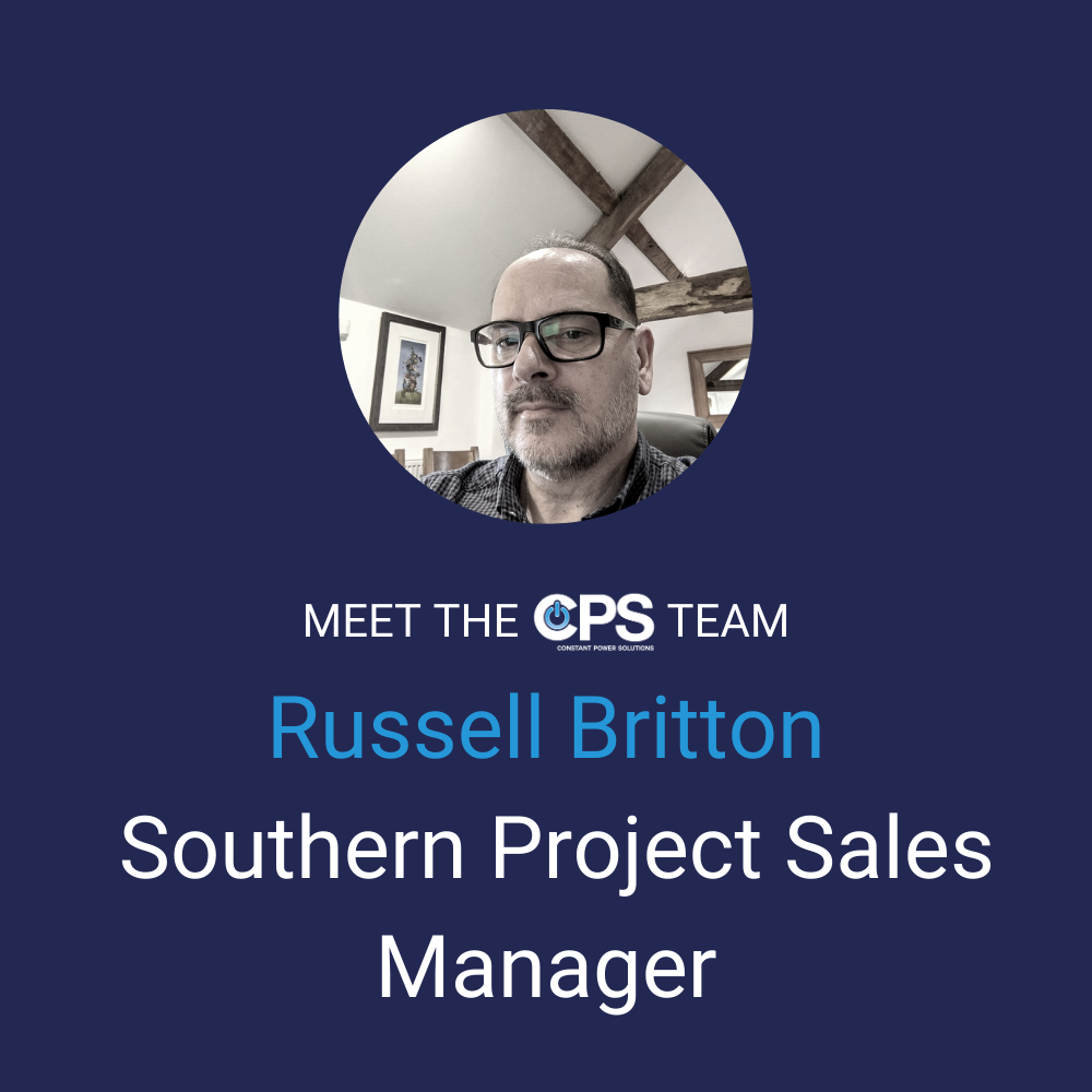 Meet Russell Britton| Constant Power Solutions