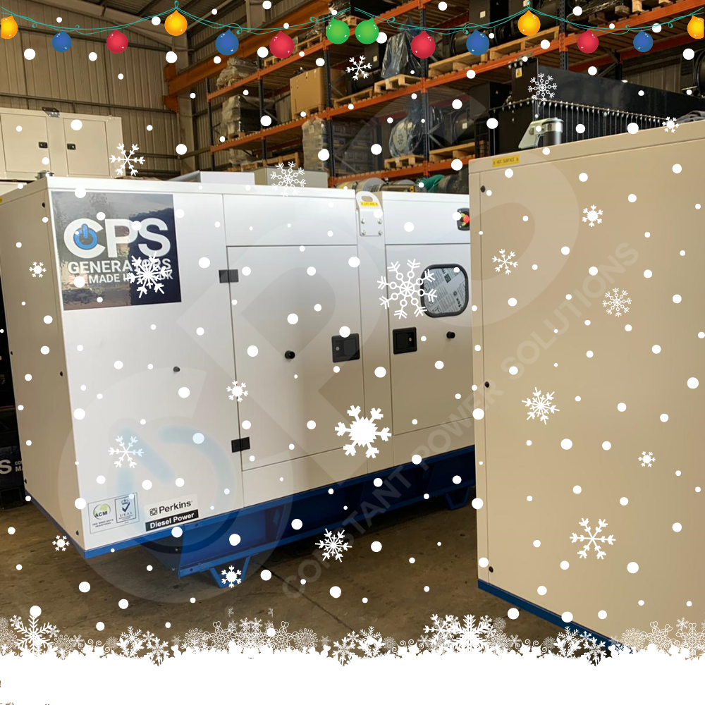 Why You Need Diesel generator Xmas| Constant Power Solutions