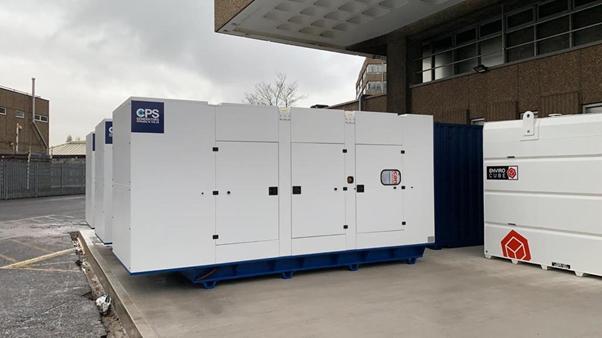 Backup Power Generators  Constant Power Solutions