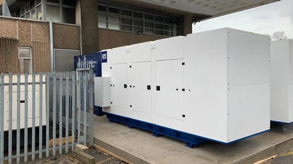 CPS Backup Power Generators  Constant Power Solutions