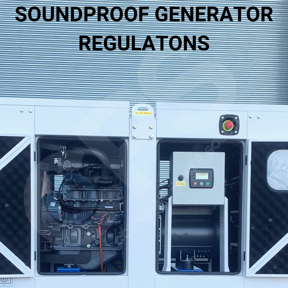 Soundproofing Regulations Explained  Constant Power Solutions