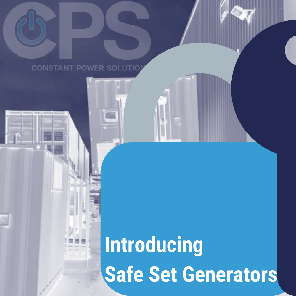 Introducing Safe Sets Generator| Constant Power Solutions