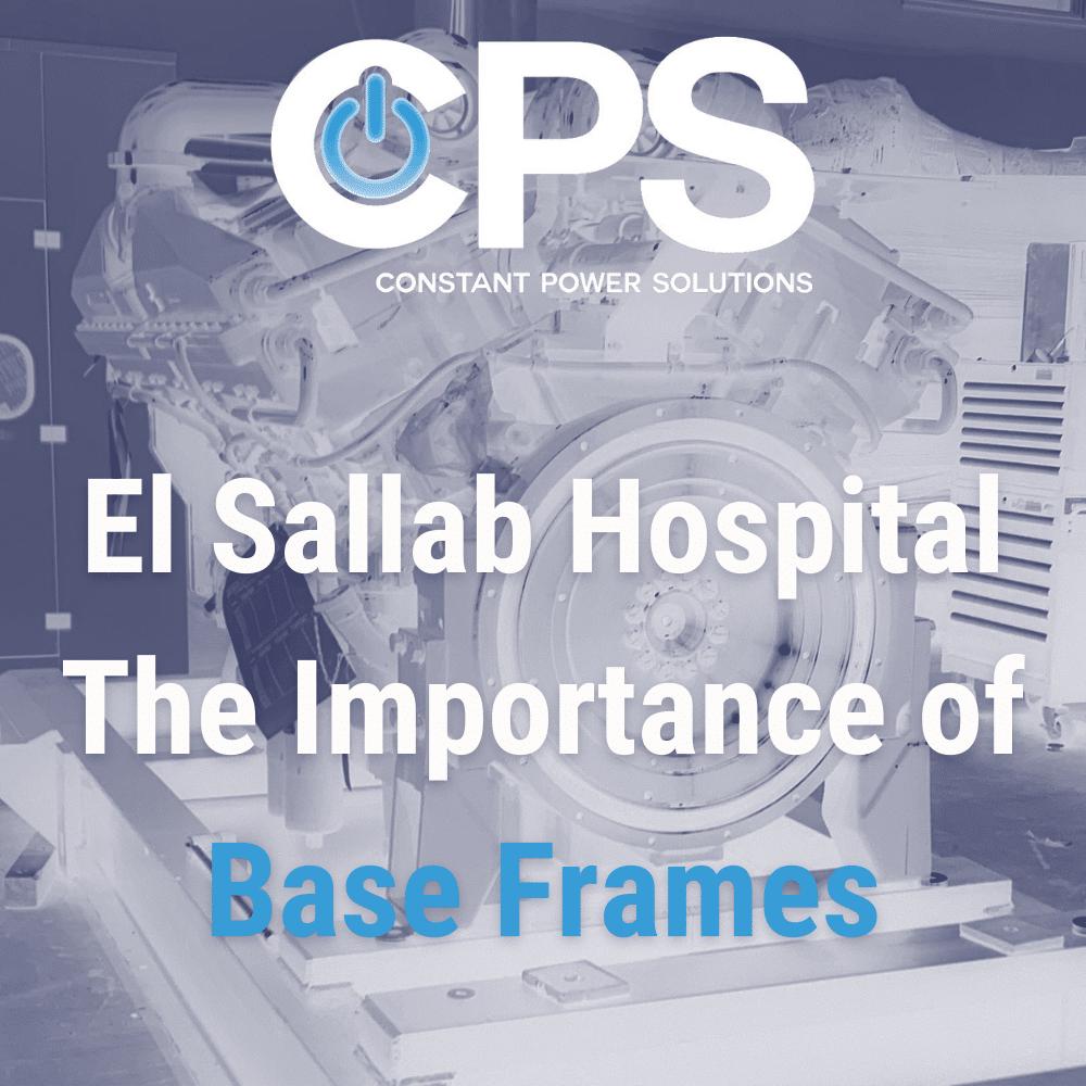 El Sallab Hospital| Constant Power Solutions