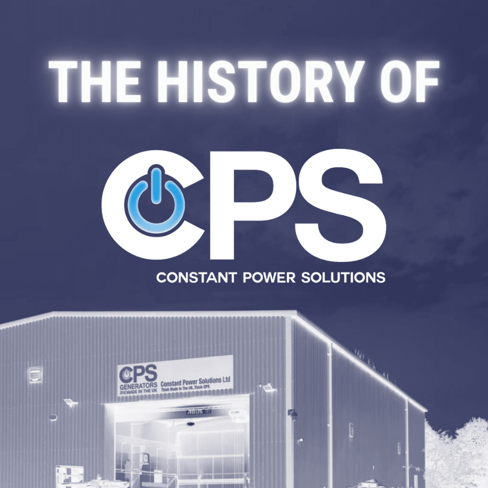 History of CPS| Constant Power Solutions