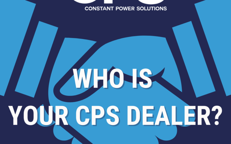 WHO IS YOUR CPS DEALER