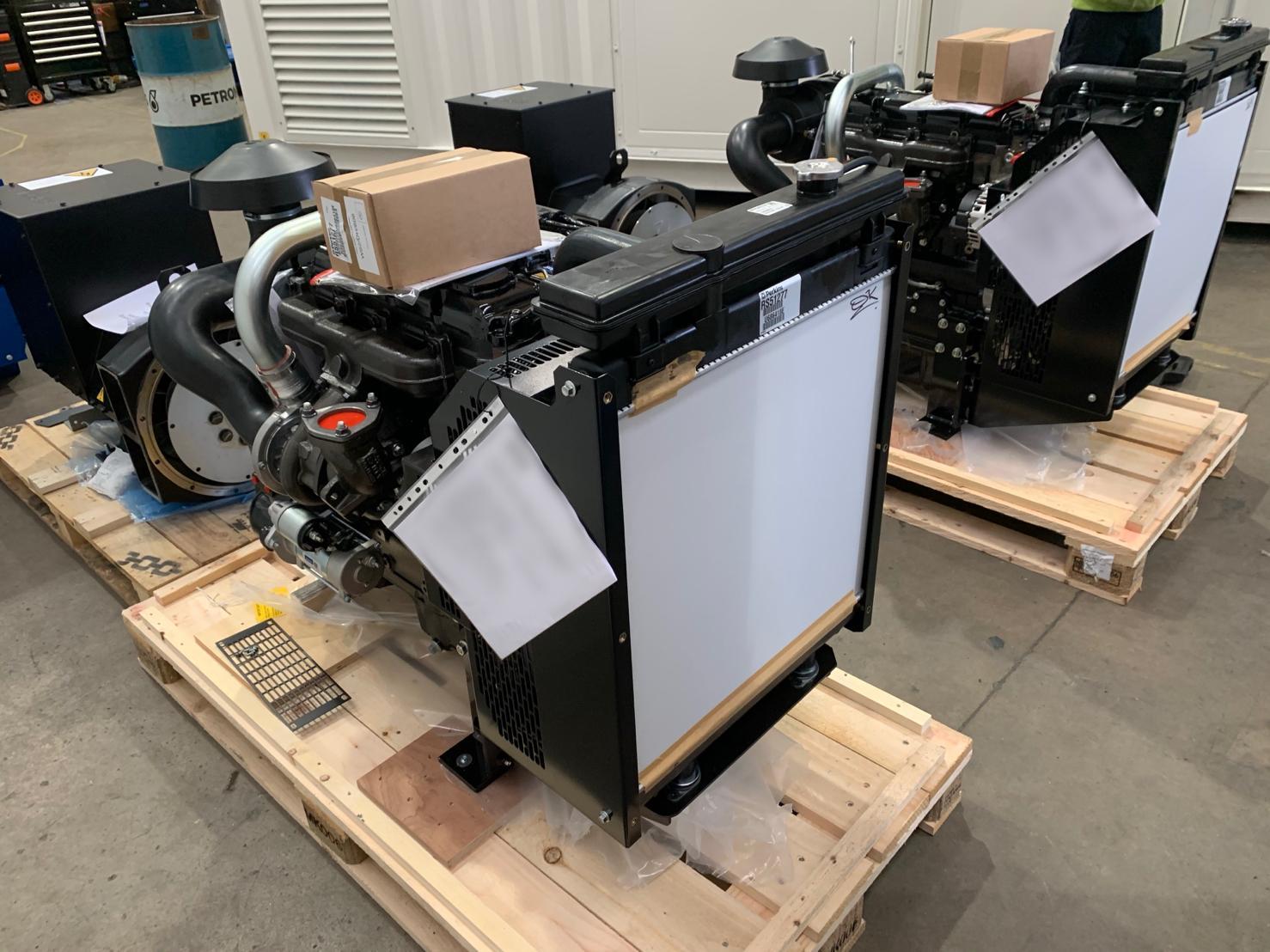 Hampshire Generators  Constant Power Solutions